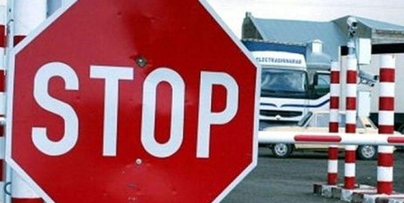Россия блокирует транзит украинских товаров на территорию Грузии и Азербайджана
