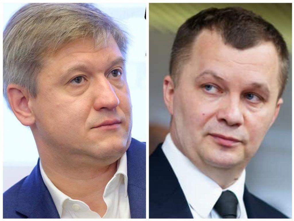 """""""Ты ручной чиновник"""", - Данилюк и Милованов устроили перепалку с обвинениями в прямом эфире"""