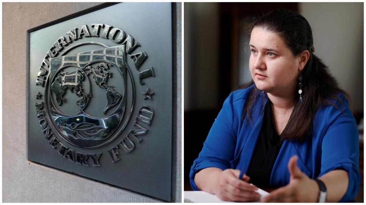 Украина, МВФ, Маркарова, Экономика, Программа, Кредит.