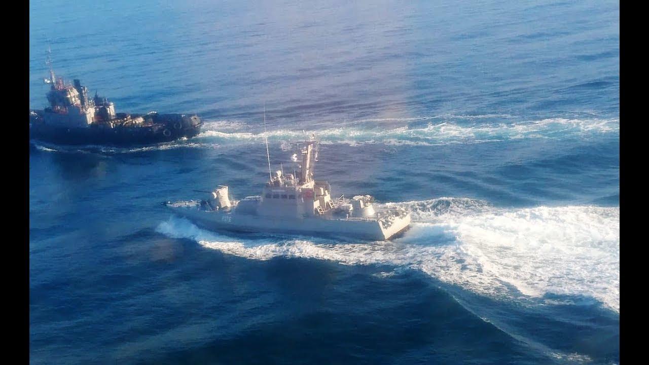 В ВМС рассказали детали нападения на украинский корабль