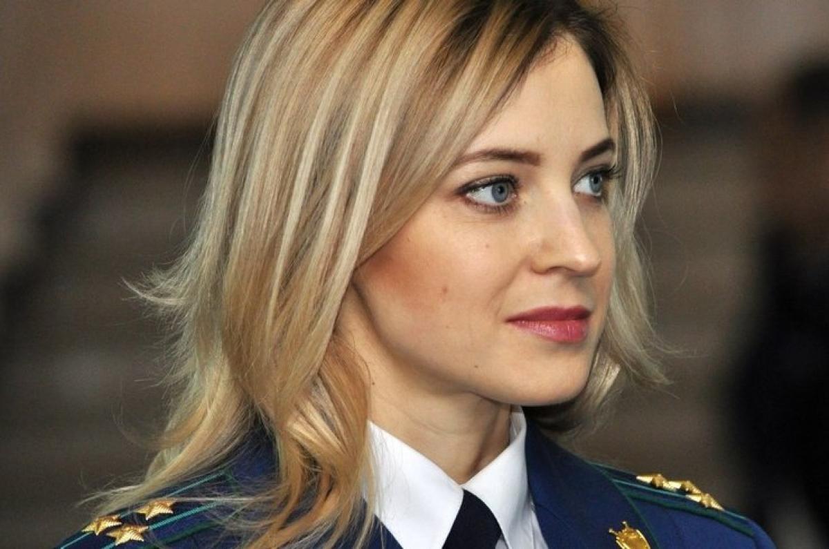 фото крымского прокурора вообразить, какие трудности