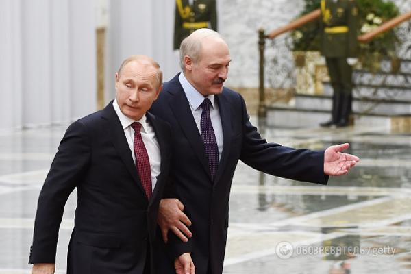 """Лукашенко рассказал о том, как """"хозяин-Путин"""" заставил его извиняться за возмущение ценами на газ для Беларуси"""