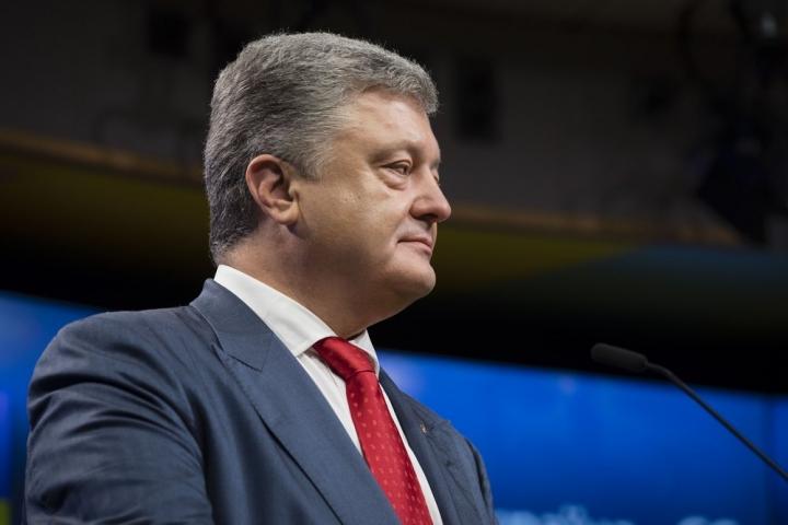 Газ нужно покупать на украинско-российской границе - Порошенко