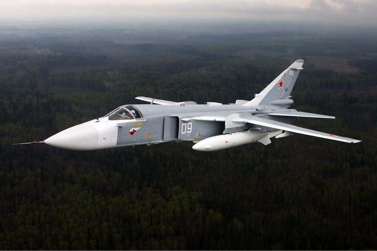 Война в Сирии: Турция сбила сразу два фронтовых бомбардировщика Су-24 в Идлибе, видео