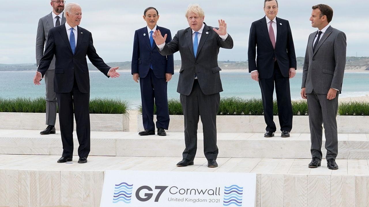 """""""Остаемся твердого мнения"""", - лидеры G7 открыто назвали Россию стороной конфликта на Донбассе"""