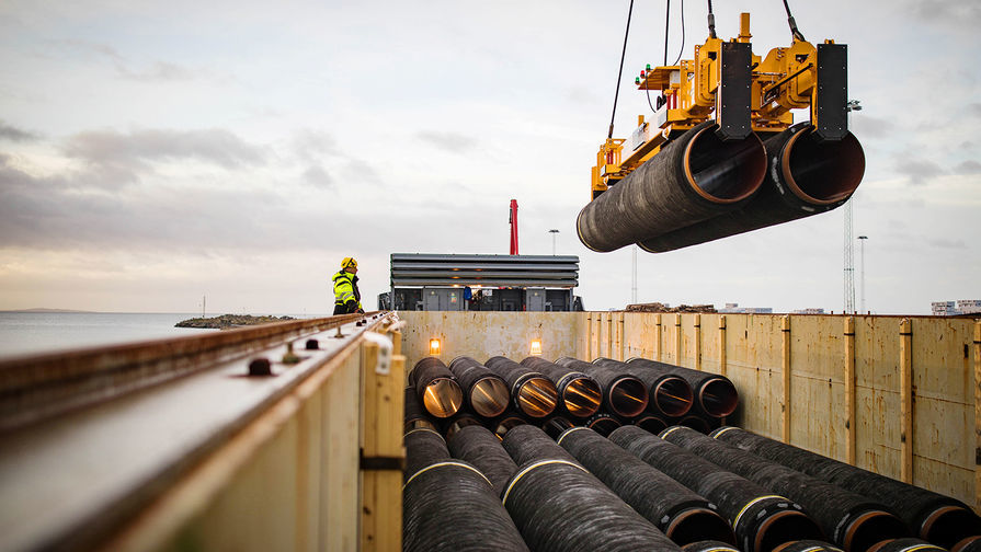 """""""Северный поток – 2"""" на грани """"нервного срыва"""": у России остается все меньше шансов достроить газопровод"""