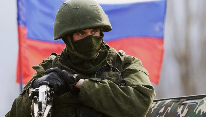 На Донбассе противник в форме РФ забрался с ножом в окоп к бойцам ВСУ