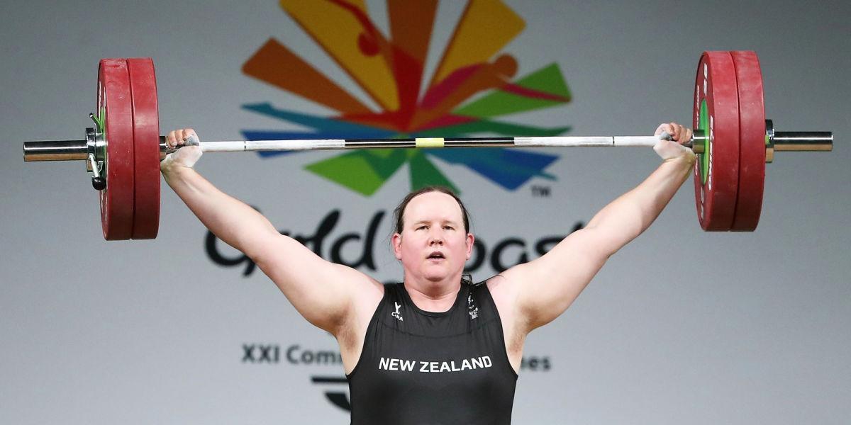Трансгендер-олимпиец признан спортсменом года в Новой Зеландии