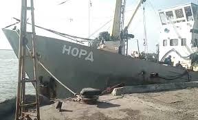 """Стало известно, как Украина обходится с россиянами на борту судна """"Норд"""""""