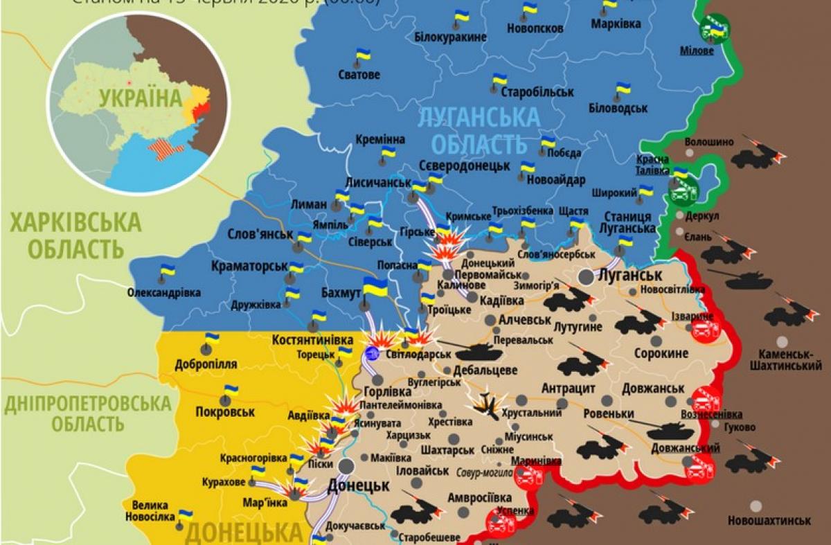 Амнистия сепаратистам Донбасса: казнить нельзя помиловать