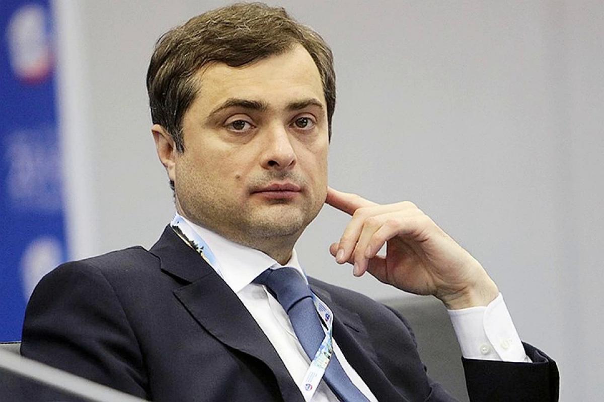 сурков, россия, путин, отставка, донбасс, украина, агрессия