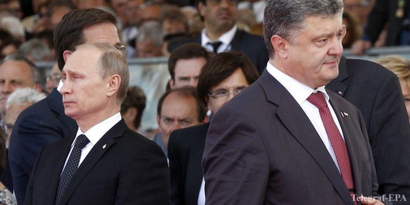 Администрация Президента: Началась двусторонняя встреча Порошенко и Путина