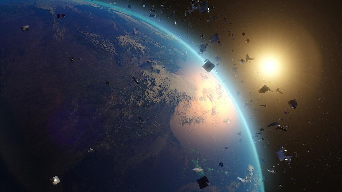 Она завтра упадет на Землю: в США отказались сбивать неконтролируемую ракету