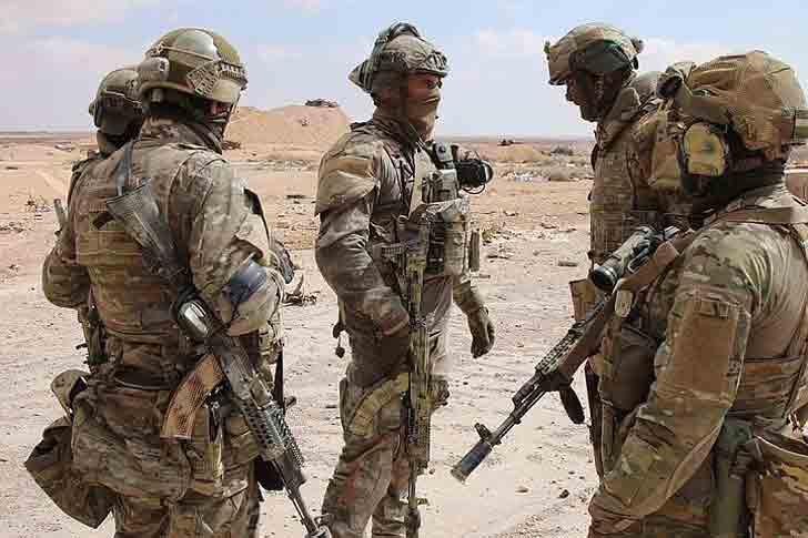 Под Абу-Камалем атакован отряд спецназовцев РФ - ликвидирован сержант