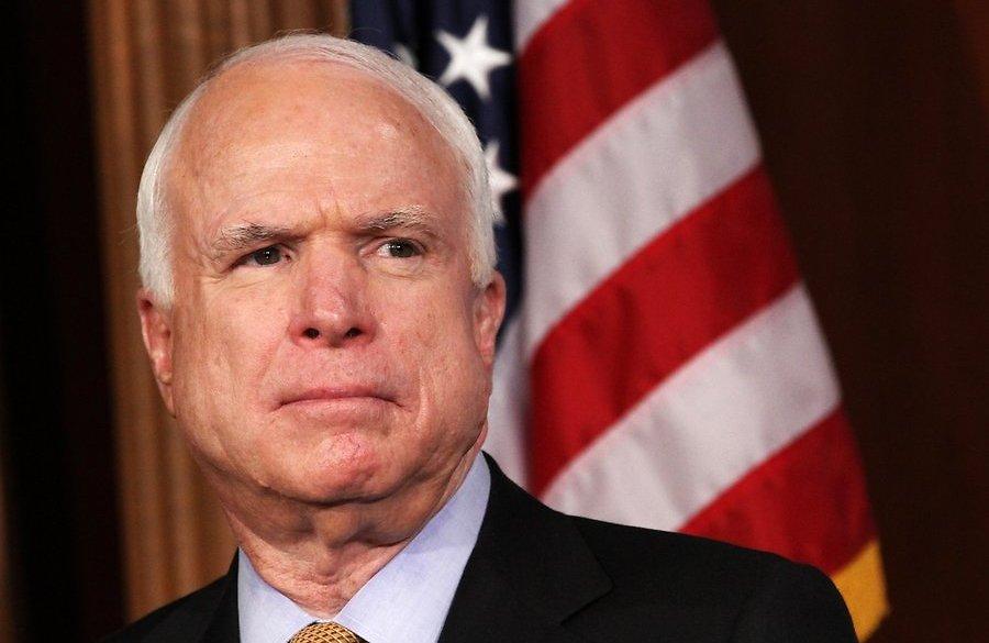 США, Маккейн, политика, общество, Россия, Путин, санкции в отношении России, Конгресс