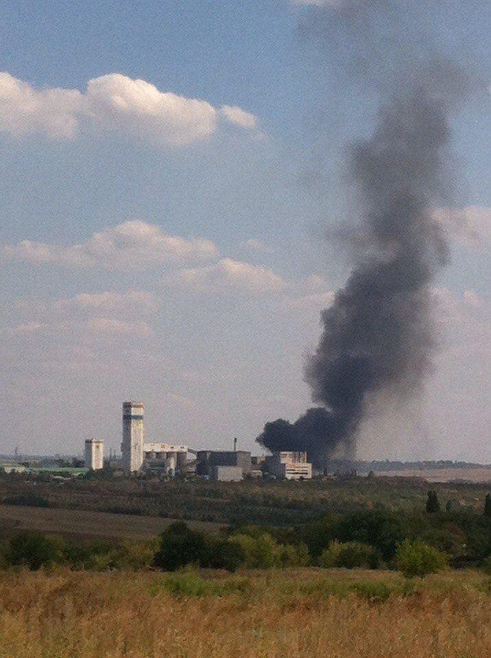 Как выглядит город Кировское Донецкой области после обстрела