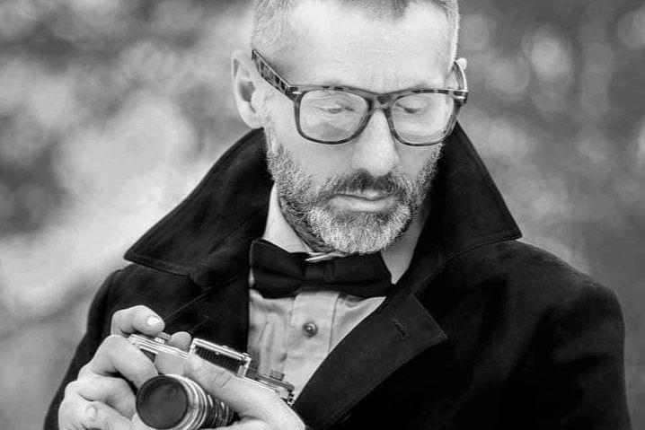В Харькове COVID-19 забрал жизнь известного фотографа Юрия Лео - не стало за 5 дней