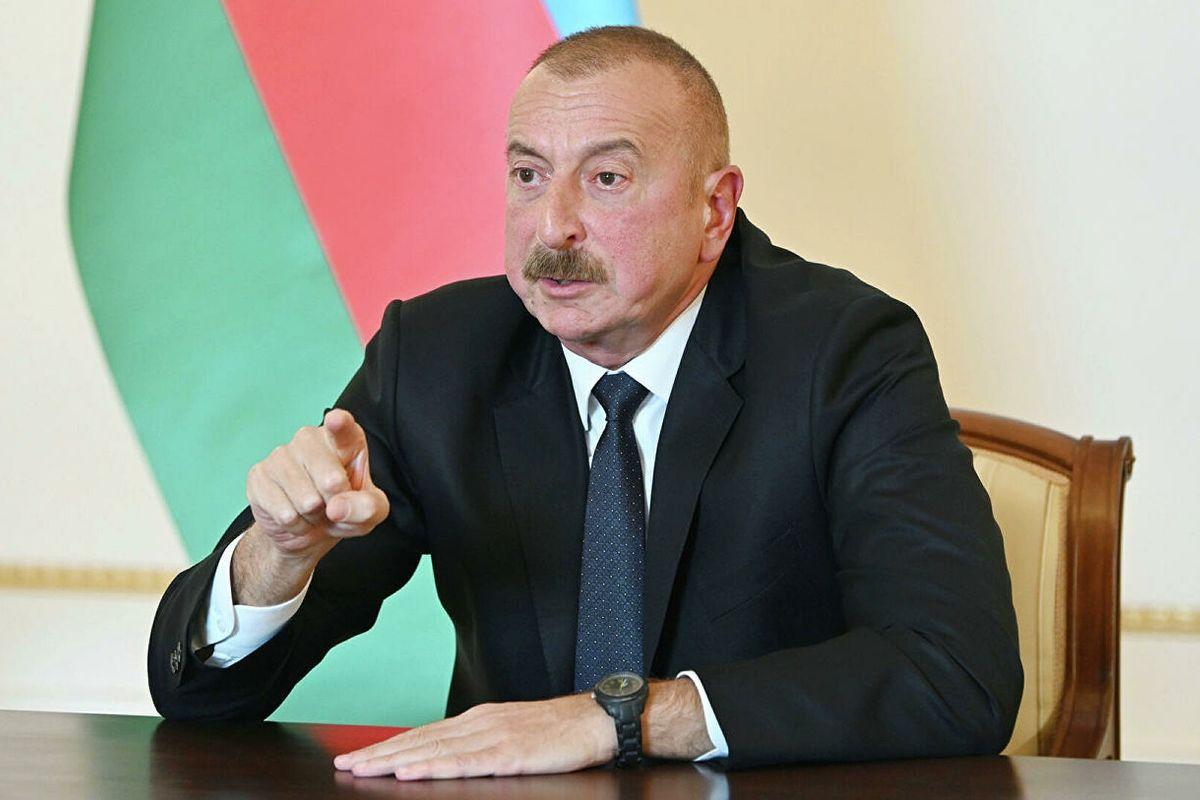 """Алиев предложил сепаратистам Карабаха перейти на суахили вместо русского языка: """"Это ничего не меняет"""""""