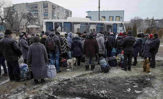 В Украине официально зарегистрировано 980 тысяч внутренних беженцев, - ООН