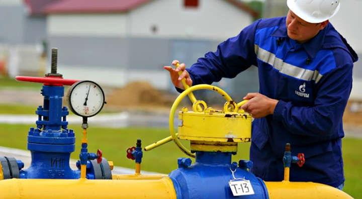 """""""Газпром"""" понизил закачку газа в хранилища Европы и отказался от бронирования транзитных мощностей Украины"""