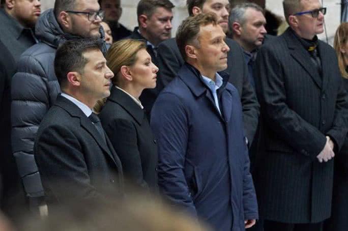 Украина, политика, киев, майдан, годовщина, зеленский, речь, видео, дела