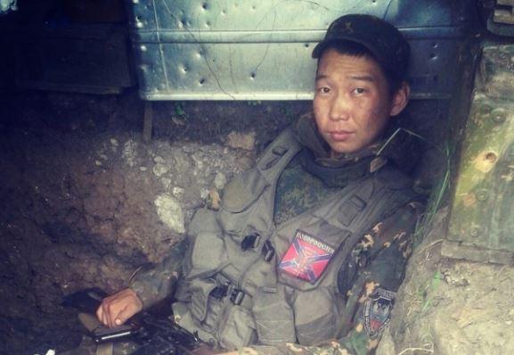 "Путину на заметку: опубликовано фото убитого на Донбассе кадрового военного РФ Абгадеева из банды ""Сомали"""