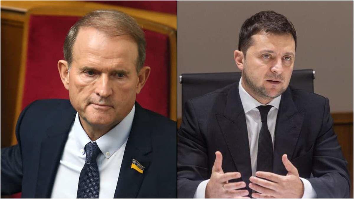 Медведчук ответил Зеленскому на возможность обмена и относительно гражданства РФ