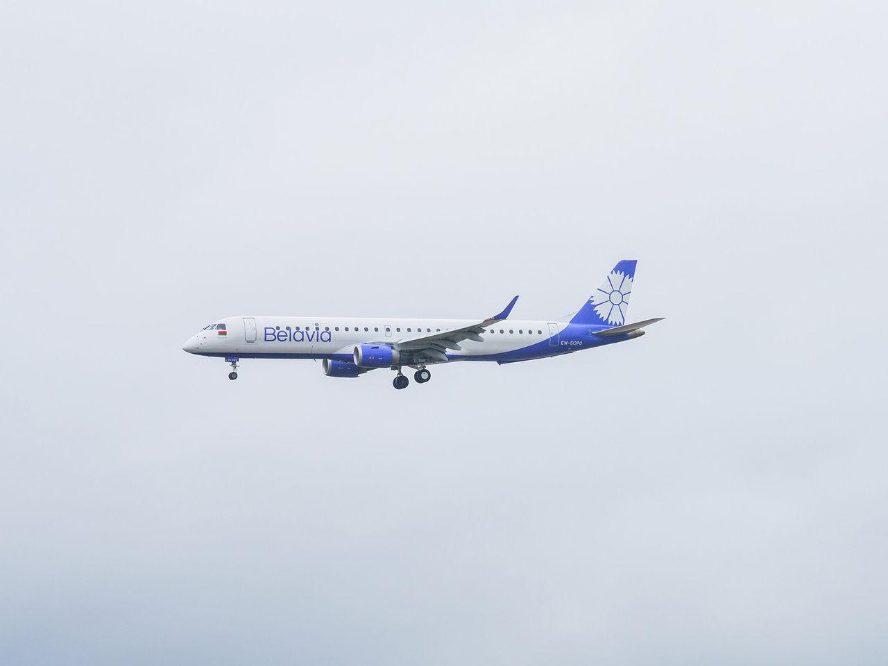 Самолет Белавиа, летевший в Анталию, подал сигнал бедствия и сменил курс