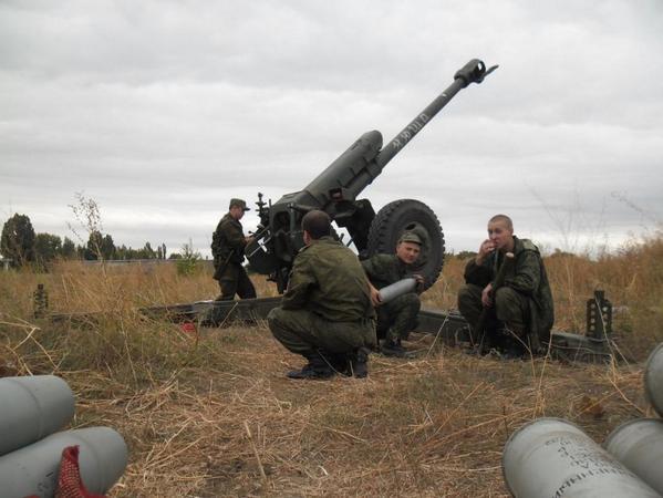 """Боевики """"ДНР"""" усиливают обстрелы: на мариупольские позиции ВСУ летят снаряды тяжелых гаубиц"""