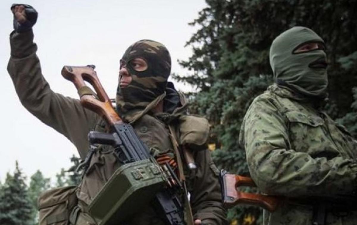 Боевики РФ понесли потери на Донбассе: у наемников есть погибшие и раненый