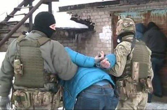 СБУ задержала четырех информаторов ДНР