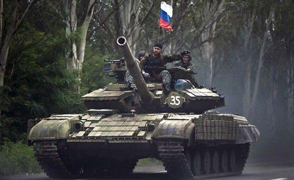 """Прямое вмешательство в конфликт на Донбассе в России считают """"прикрытием госграницы"""""""