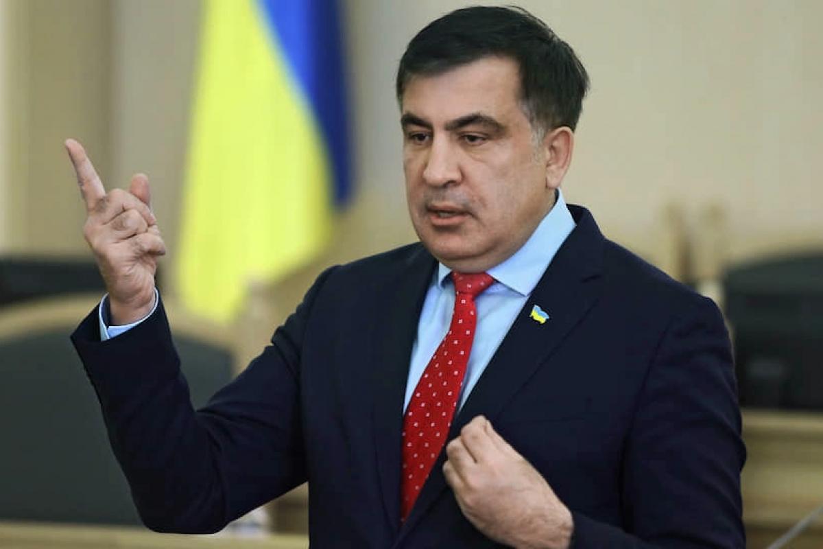 """Лещенко рассказал, на какую должность готовили Саакашвили: """"Гончарук проводил собеседования"""""""