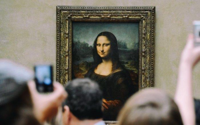 Леонардо да Винчи, ученые, исследователи, Мона Лиза, улыбка, картина, искусство, болезнь, тайна, секрет, художник, легенда, загадка, общество
