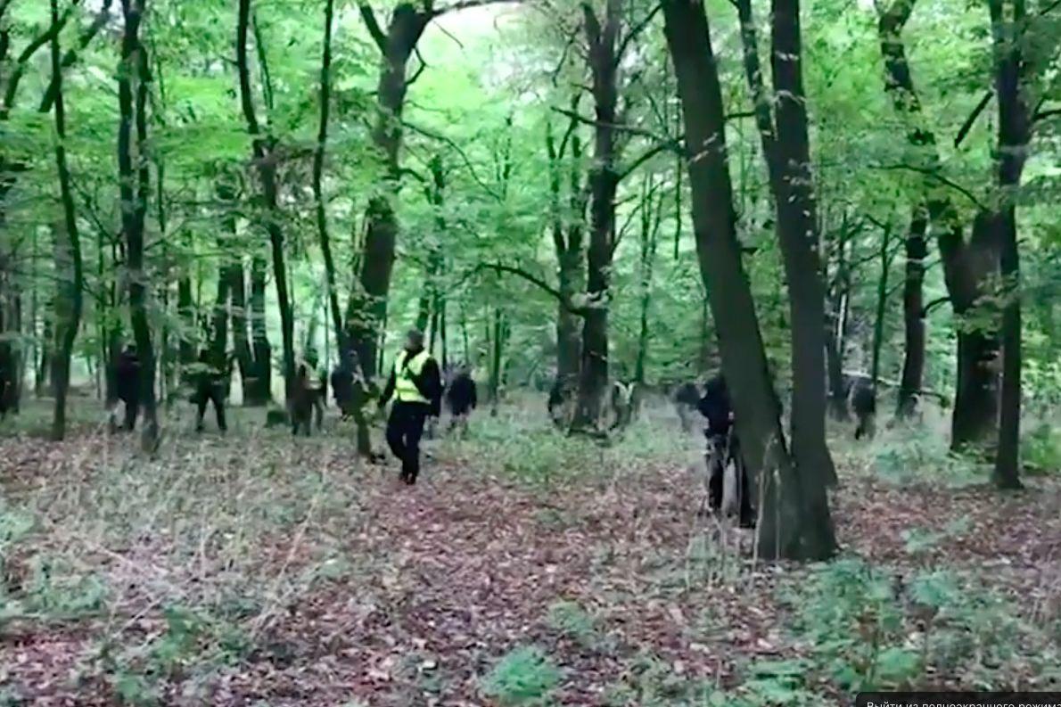 Покушение на Шефира: во время поиска стрелка в лесу нашли тело мужчины