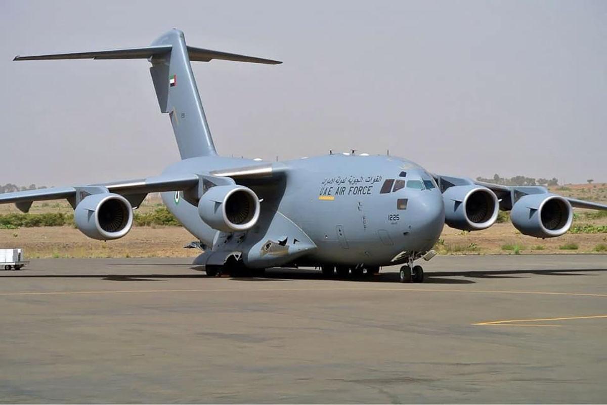 """В Украину прилетели военно-транспортные самолеты ВВС США с грузом """"важнее всех предыдущих """"Джавелинов"""""""""""