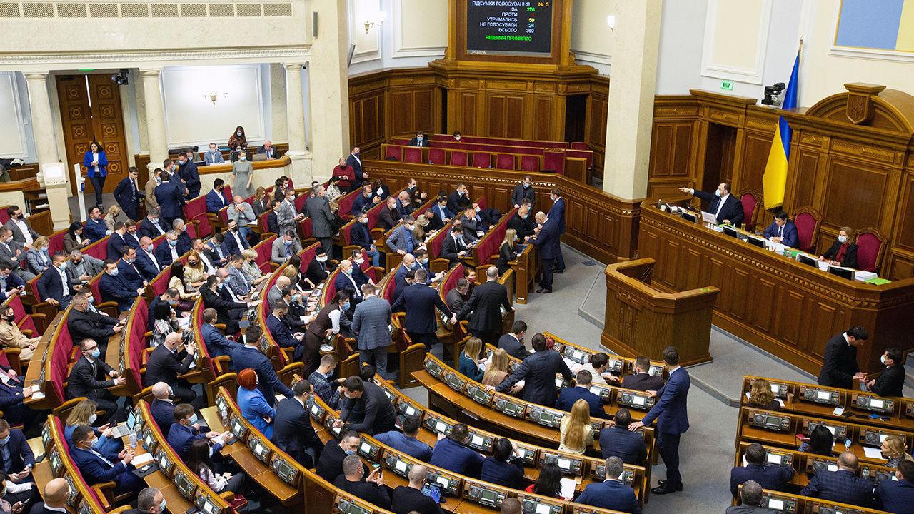 """""""ОПЗЖ"""" теряет голоса избирателей: опубликован новый рейтинг украинских партий"""