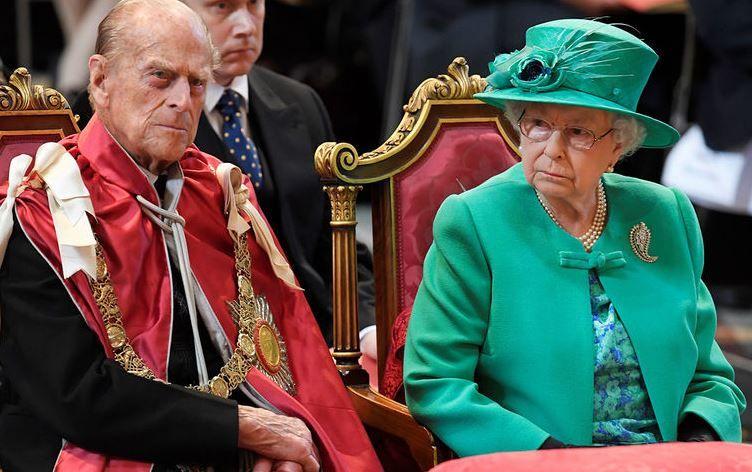 Муж королевы Елизаветы II герцог Эдинбургский экстренно госпитализирован