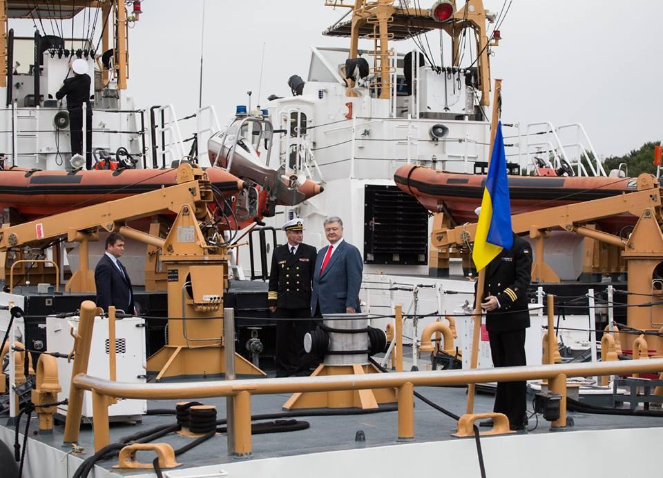 """""""Кремль должен понять: Украина до конца будет защищать свои берега так же, как защищает Донбасс"""", - Порошенко"""