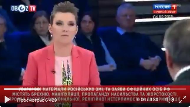 У Скабеевой разгорелся крупный скандал из-за Украины: Москва рассказала, как поступит на украинских выборах