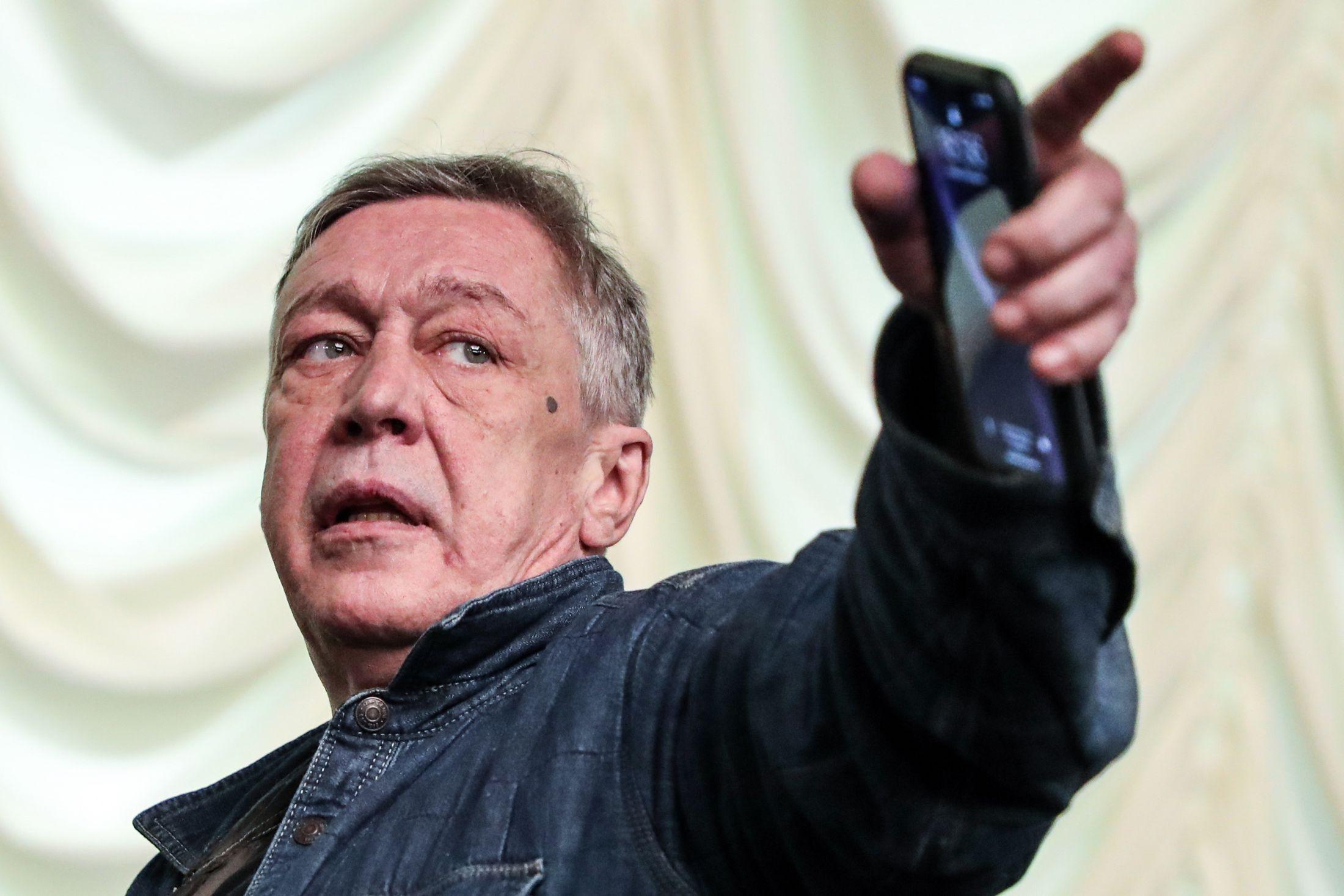 """Кушанашвили: """"Ефремова больше нет, он совершил самоубийство"""""""