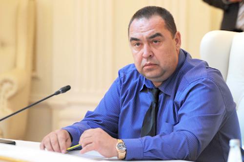 Плотницкий: народную милицию ЛНР переименуют в министерство обороны