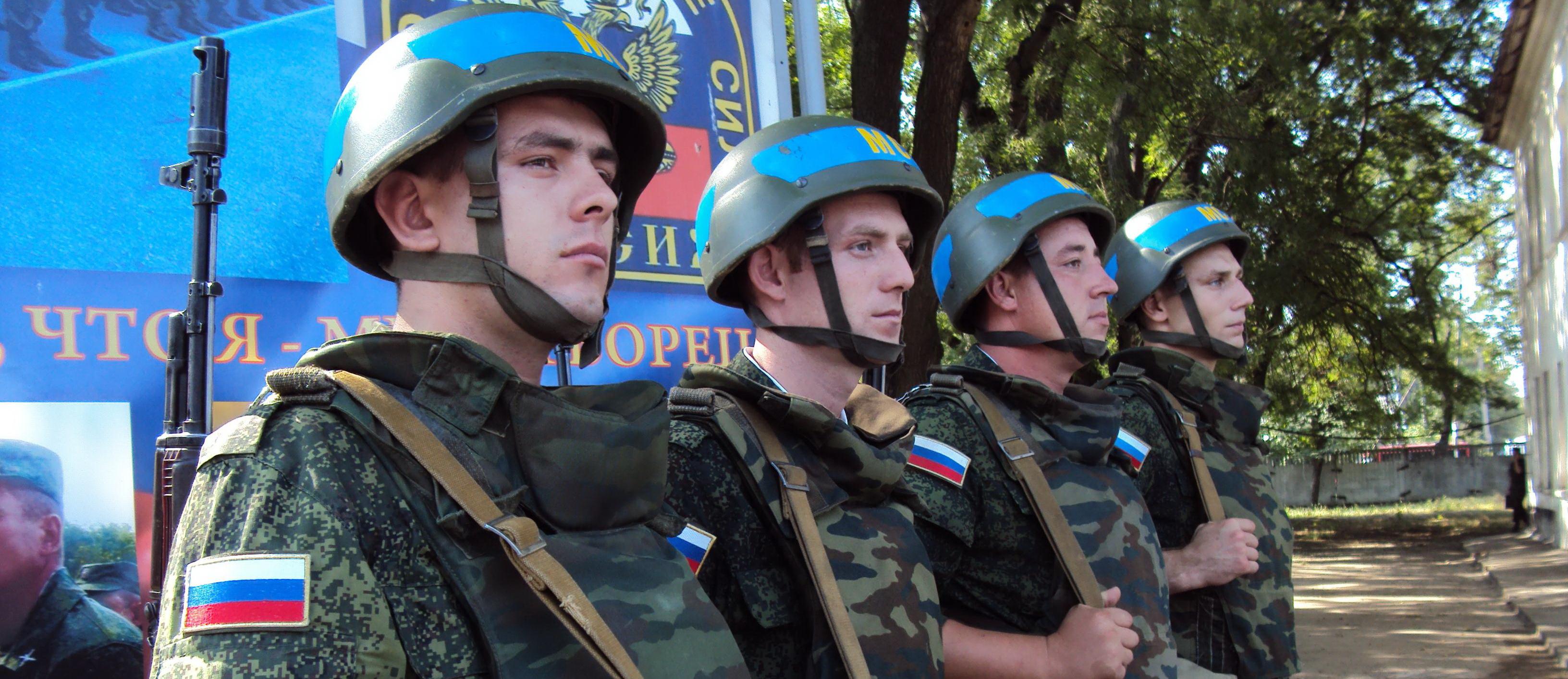В Киеве рассказали о выводе российских войск из Приднестровья через Украину