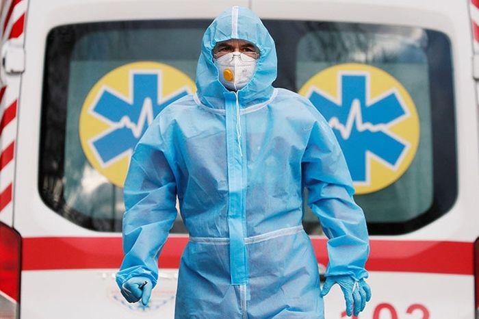Третья волна коронавируса в Украине: названа область с самой высокой летальностью