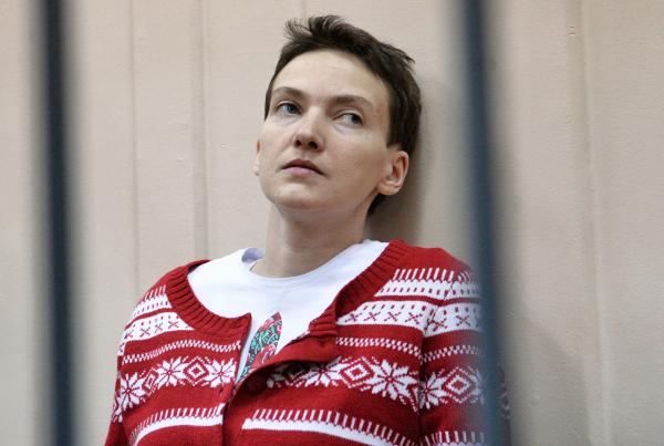 Стали известны новые условия выдачи Савченко, шокировавшие ее мать