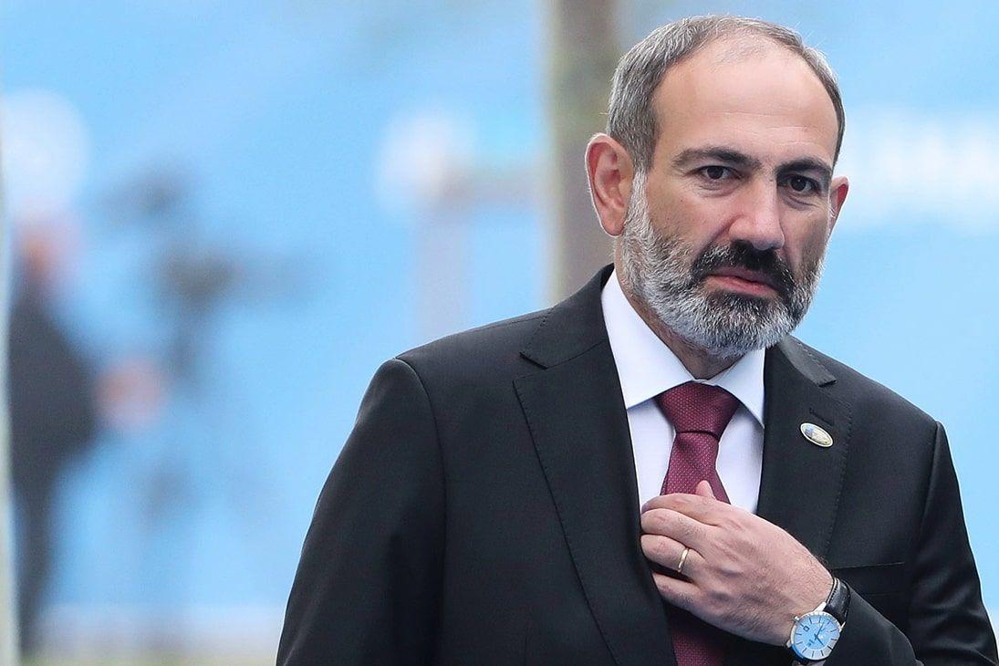 """Пашинян обратился к армянам: """"Я готов покинуть пост премьер-министра"""""""