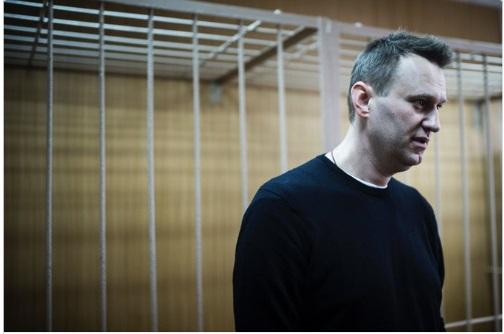 По одной из статей за организацию несанкционированного митинга Навальному  присудили уплату штрафа в размере 20 тысяч рублей. cda08694545