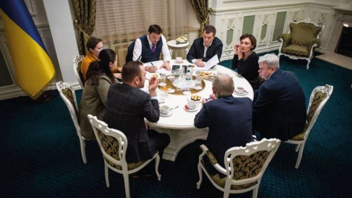 Украина, Премьер, Маркарова, Гончарук, Должность, Отставка, Аналитики.