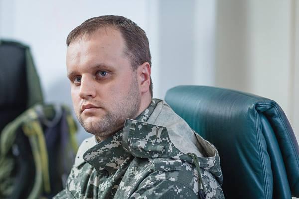 Губарев попросил женщин Украины удержать мужей от ухода на фронт