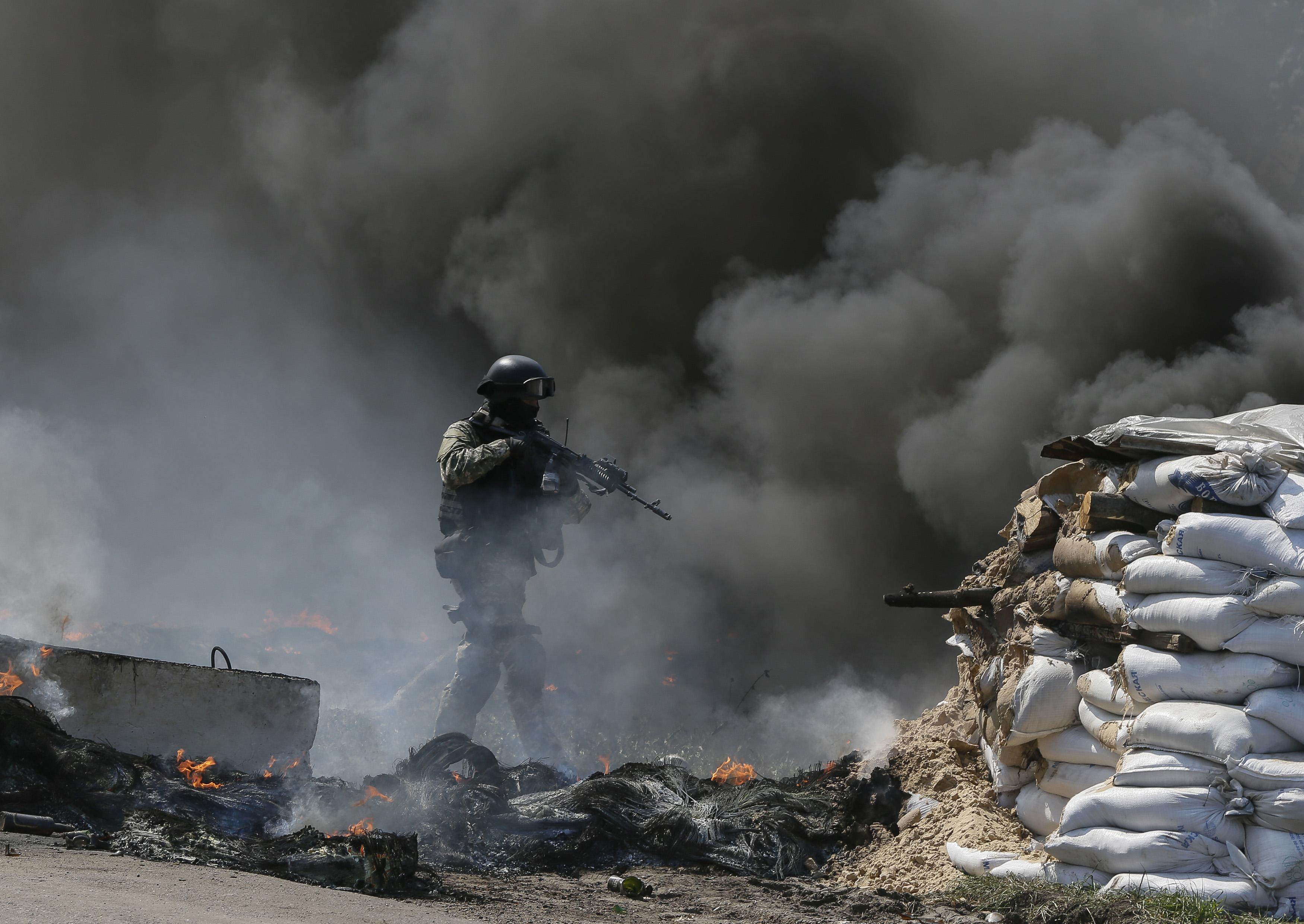фото военных действий на востоке украины снимке наталья